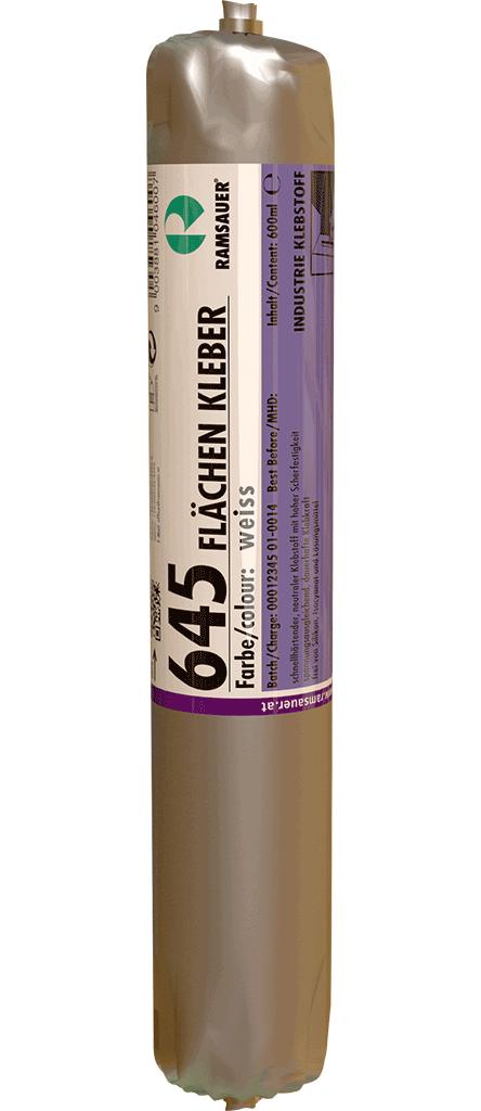 клей для склеивания плоских поверхностей - FLÄCHEN KLEBER 645