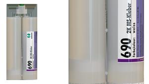 2K Специальный двухкомпонентный быстро схватывающий индустриальный клей Источник: http://sdm-chem.ru/690-2k-ms-kleber-kley/