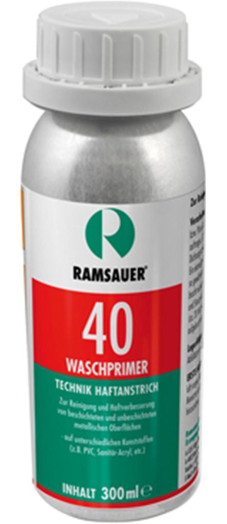 40 WASCHPRIMER ramsauer