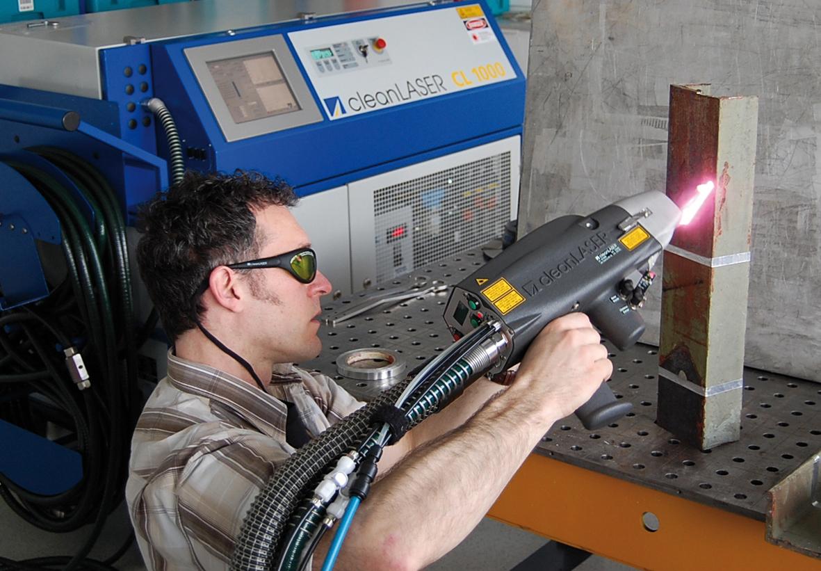 Как почистить лазер своими руками 520