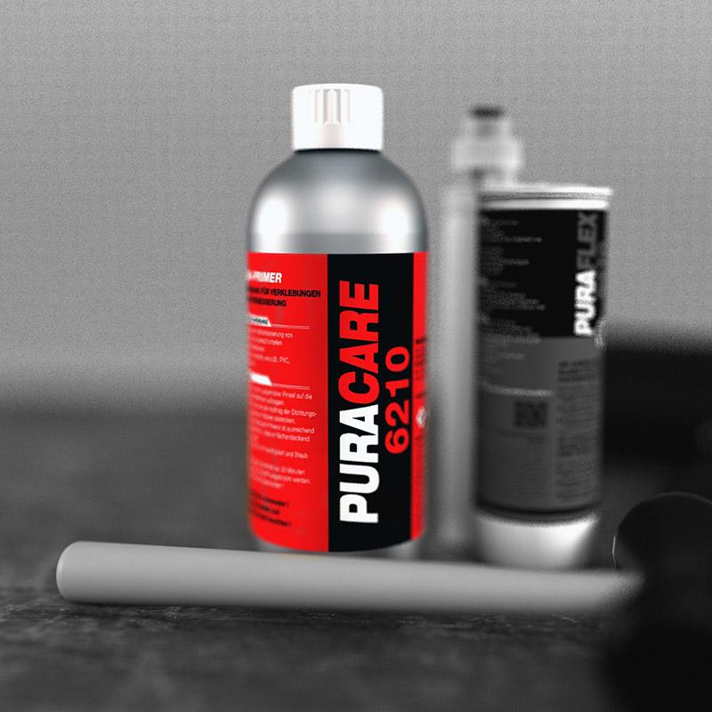 Праймер очиститель для улучшения адгезии PURACARE 6210