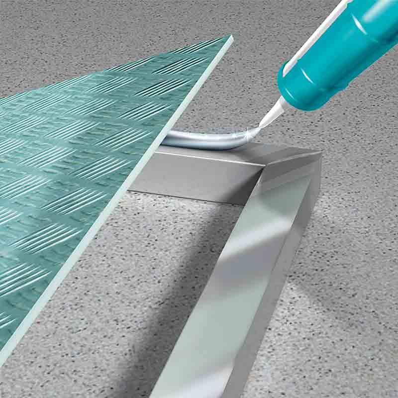 деформационный монтажный клей для приклеивания металла к металлу