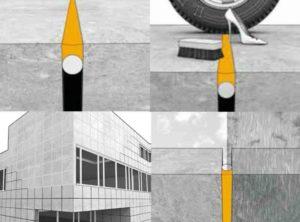уплотнительные швы в герметизации фасадов