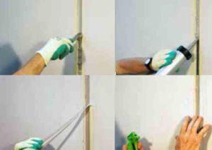 Обеспечение хорошей адгезии при герметизации фасада