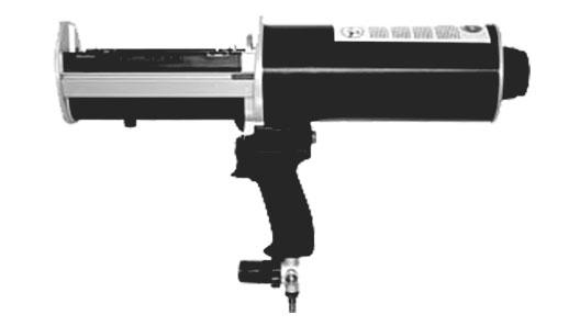 Пистолет для 2-х компонентного клея