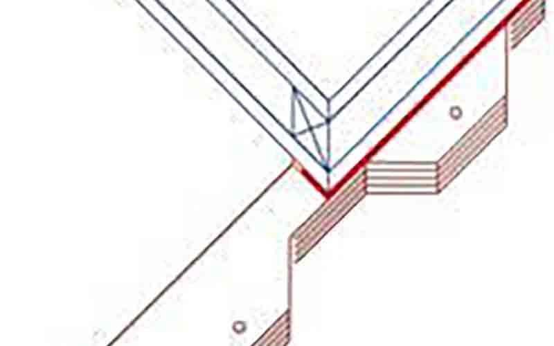 Узел соединения стеклпакета и соединительной планки