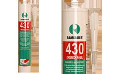 430 DREIECK FASE специально разработан для остекления спаренных оконных переплетов и окон с двойным переплетом.