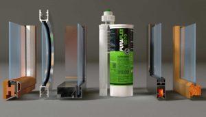 Уникальная особенность 2К индустриального силиконового клея PURAFLEX 9270