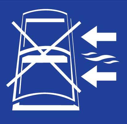 вклеенный стеклопакет Стабильность при ветровой нагрузке