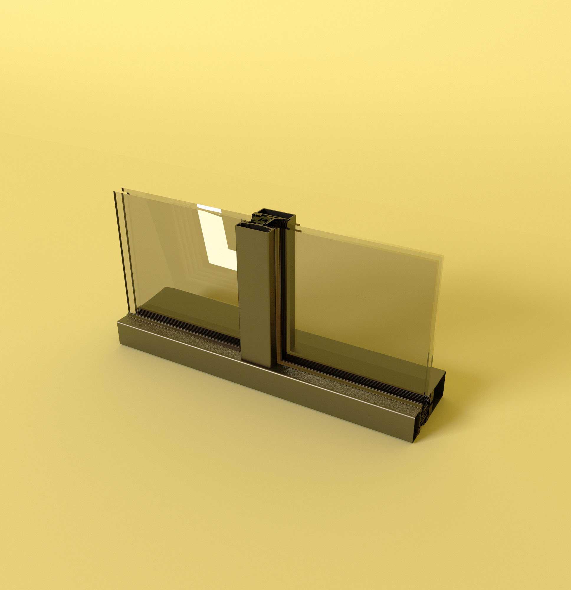 Атмосферостойкие силиконовые герметики Ramsauer для долговечных структурных стеклянных фасадов