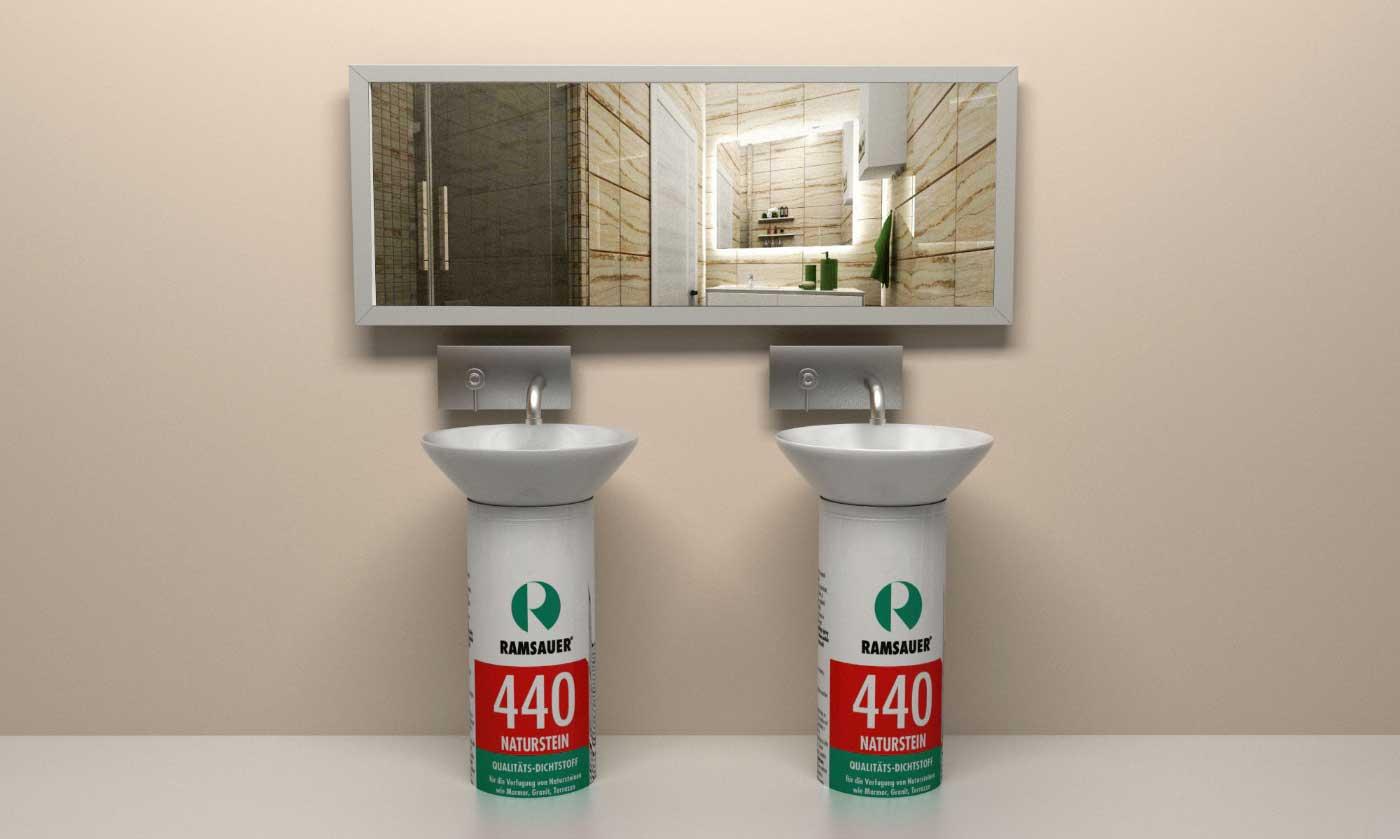 Герметики для санитарной зоны, банных, влажных и чистых помещений