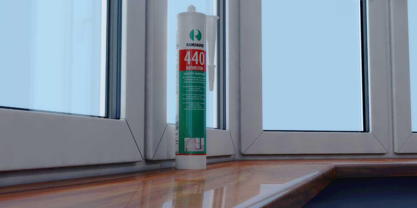 Качественные герметики для окон и дверей