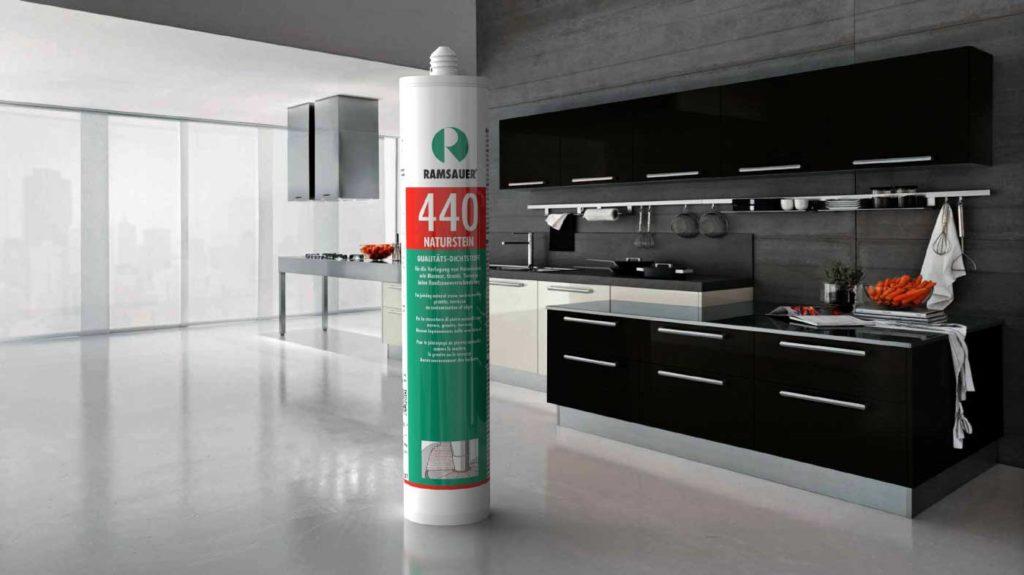 допуск герметика Ramsauer 440 в применении для чистых помещений