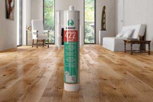 герметик для паркета и деревянных полов RAMSAUER® 422 PARKETT