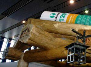 герметик премиум-класса для деревянного домостроения
