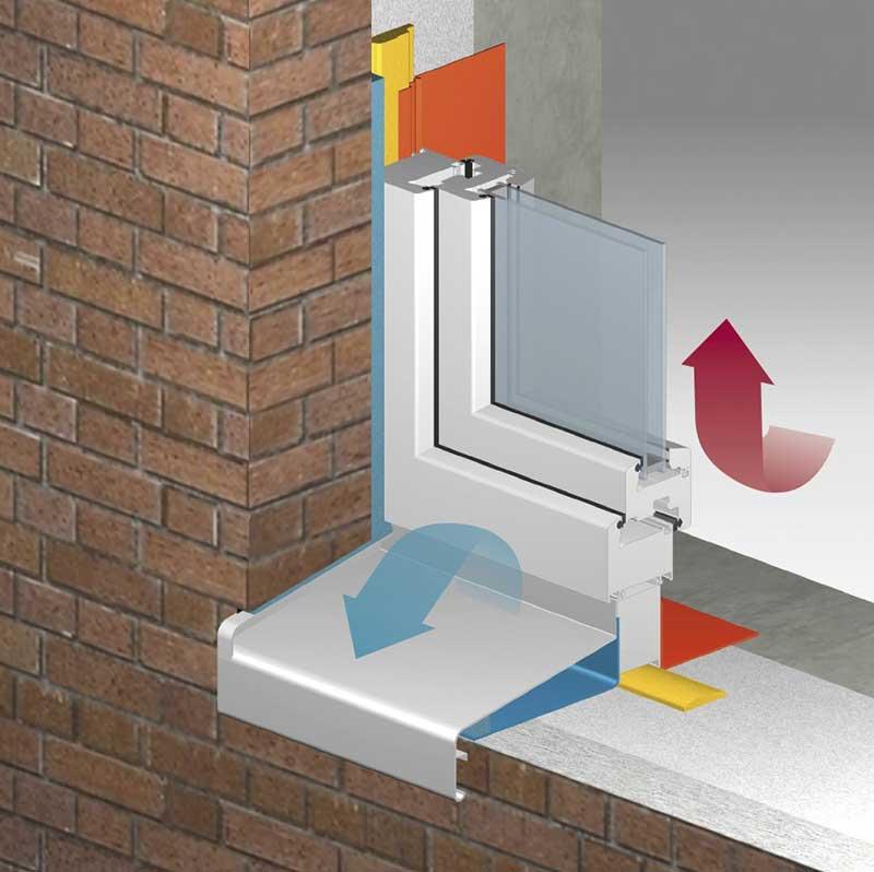 Почему монтажные швы при установке окон должны быть не только герметичными, но и долговечными?