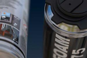 Высокоэластичная монтажная полиуретановая пена под именем PURAFOAM® 5175