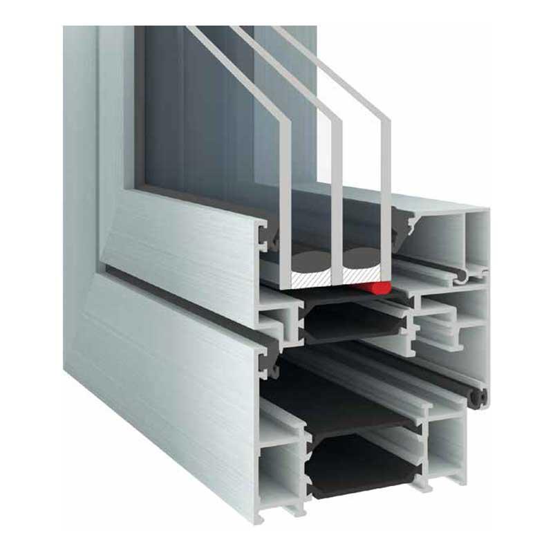 PURAFLEX® 9270 с вторичной герметизацией стеклопакета