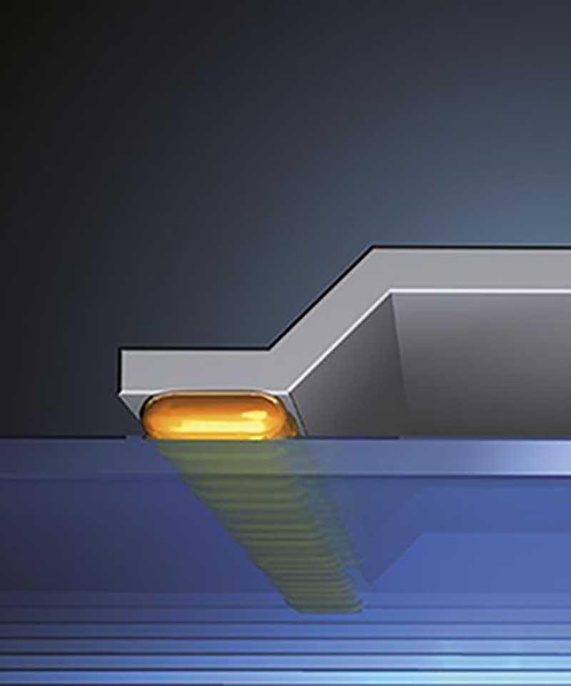 Индустриальный клей для профессионального вклеивания стекла PURAFLEX® 9270