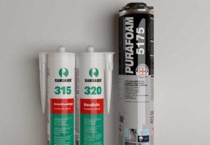 Выбор герметика и монтажной пены для установки окон и балконных дверей