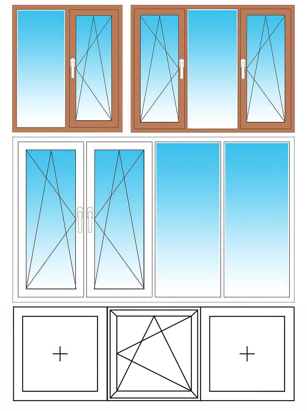 Производственная практика вклеивания стекла