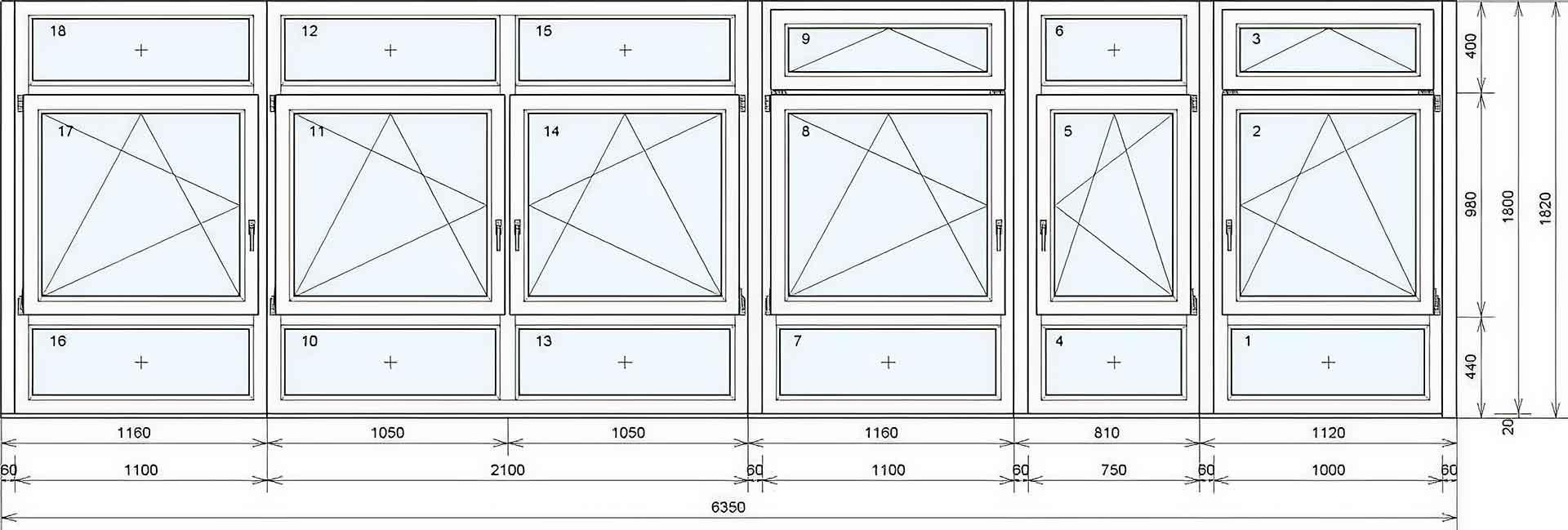 Срок службы таких новых оконных или дверных вклеенных конструкций сравним с долговечностью клея