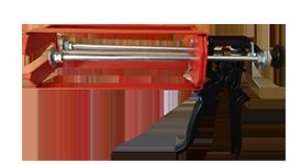 PURATOOL 4270-2 - Механрический пистолет для 2К картриджей 490 мл