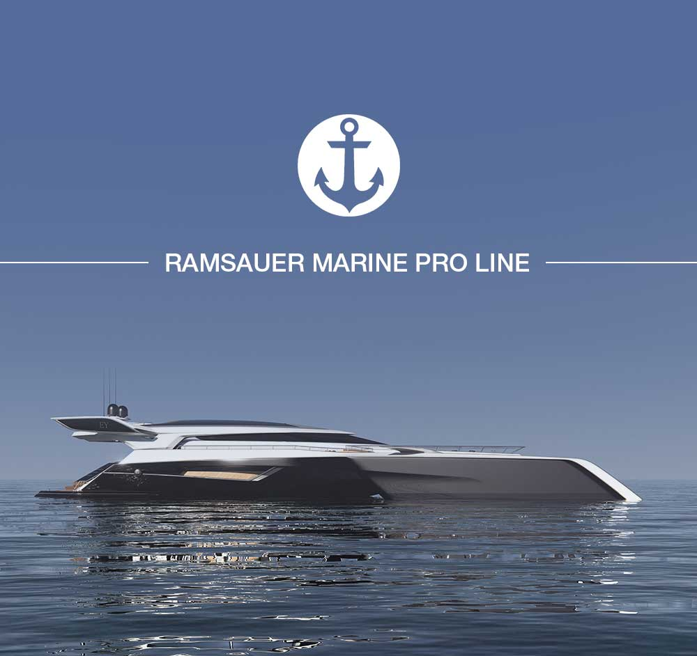 RAMSAUER MARINE PRO LINE