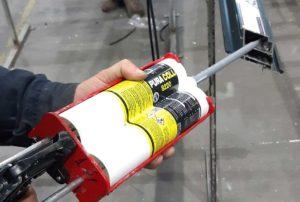 Новый 2К клей для углов в алюминиевых окнах PURACOLL 8220S