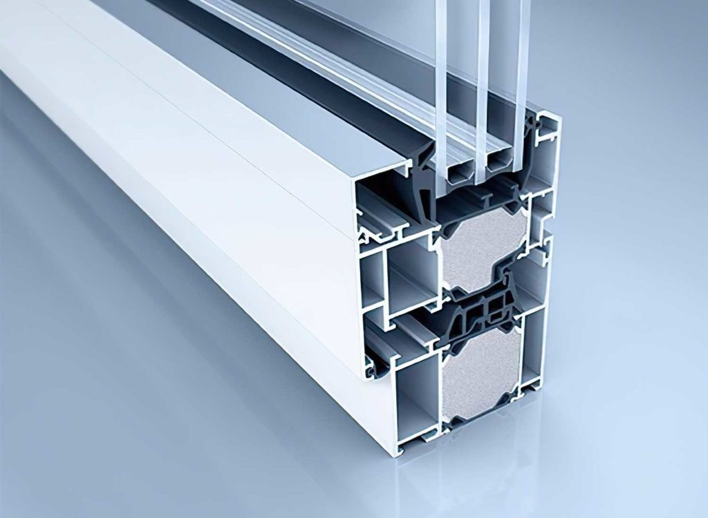 алюминиевый профиль окна